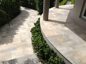 Sträucher Für Garten : steinplatten f r terrasse verlegen terrassenplatten ~ Buech-reservation.com Haus und Dekorationen
