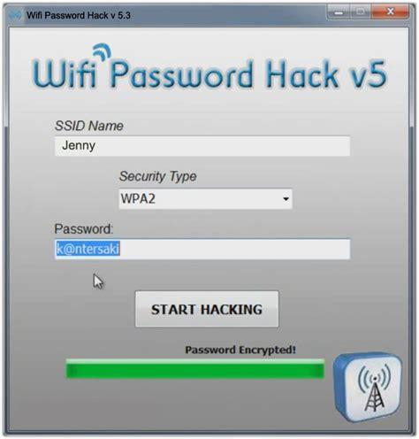 wifi password hacker tool  cracker   survey