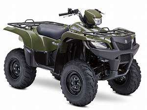 Suzuki King Quad 750  U201908