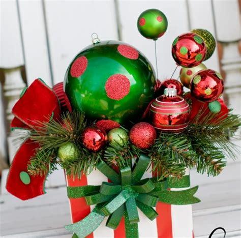 Gestecke Für Weihnachten Selber Machen by 1001 Ideen Neue Weihnachtsgestecke Selber Machen