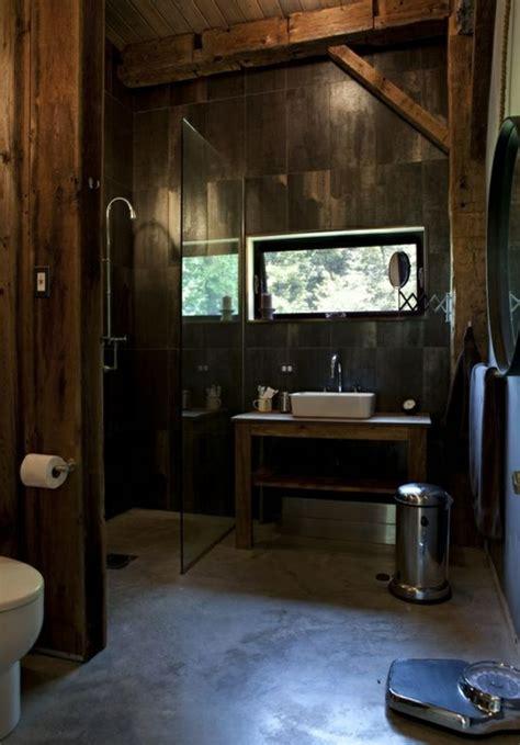 fantastische rustikale badezimmer design ideen