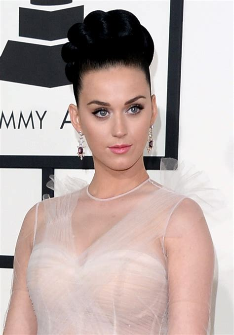 Pictures : Grammy Awards 2014 Red Carpet Looks - Katy ...
