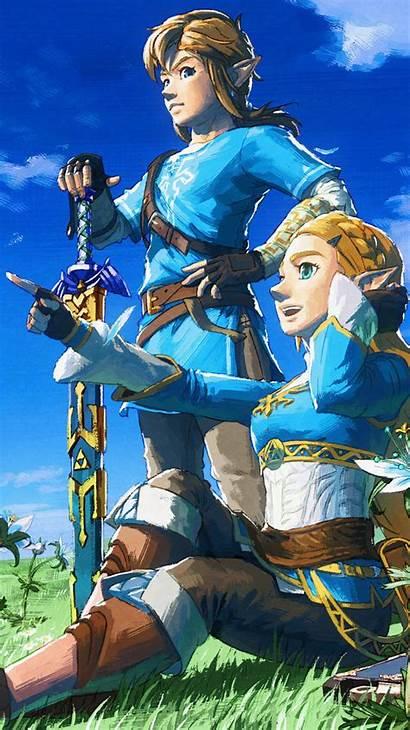 Zelda Breath Wild Legend Iphone 4k Wallpapers