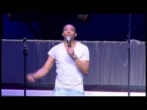 McDonald's Choir Showcase 2015 : Jonathon McReynolds - YouTube