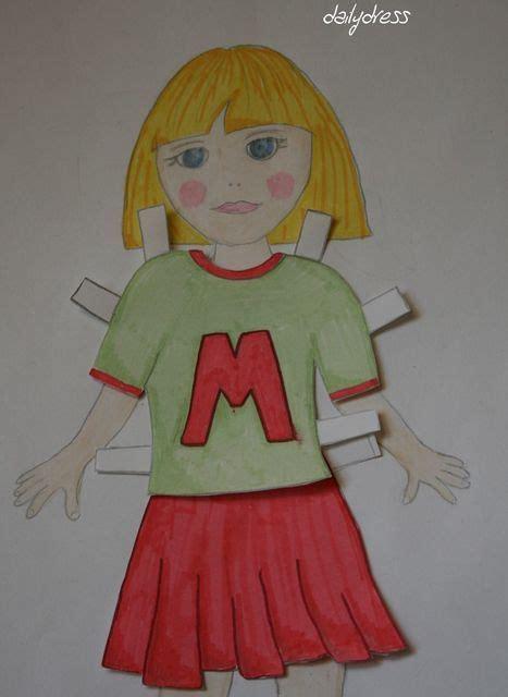 Oder ihr malt die bastelvorlage in eurer lieblingsfarbe aus und fertig ist eure fledermaus. Anziehpuppen Bastelvorlage : Leben und Wohnen - Kleidung Anziehpuppe Mädchen ... - Jetzt stöbern ...