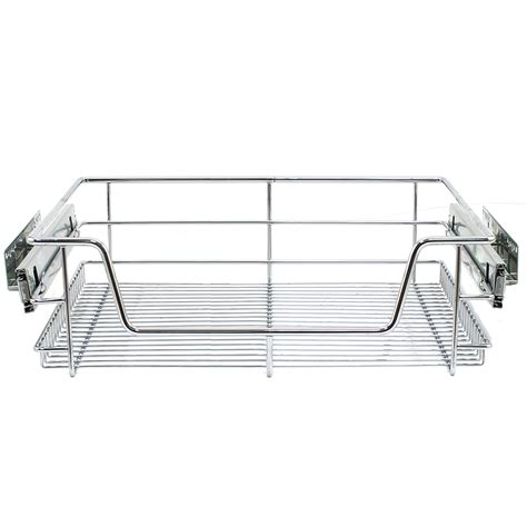 Pull Out Cupboard by 6 Pull Out Kitchen Wire Baskets Slide Out Storage Cupboard