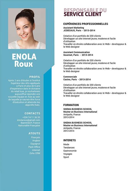 Mise En Page Cv by 11 Exemple Cv Mise En Page Karlton Says