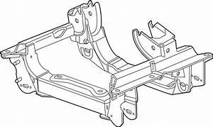 Saturn Sc1 Engine Cradle  Suspension  Front