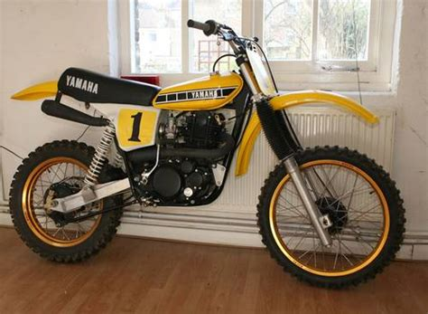 1979 yamaha hl500 motocross sold car and classic