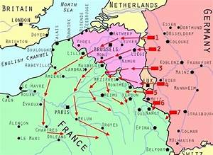 Where did Germany invade France? - Quora