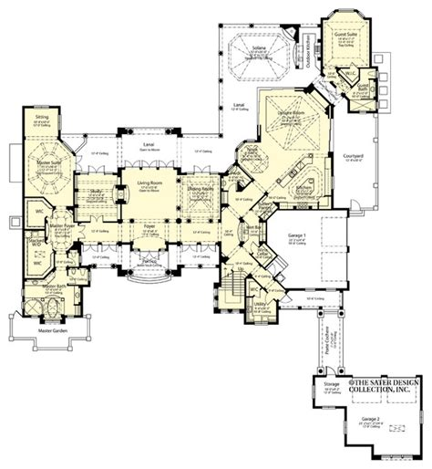 custom home floor plans floor plan designs for kitchens free home design ideas