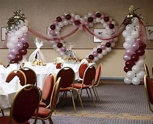 Idee Deco Pour Mariage : decoration ballon a faire soi meme ~ Teatrodelosmanantiales.com Idées de Décoration