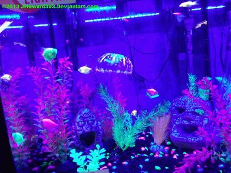 black light aquarium black light aquarium oc by jhoward393 on deviantart