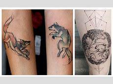 Tatuaje Zorro Geometrico Significado Tattoo Art