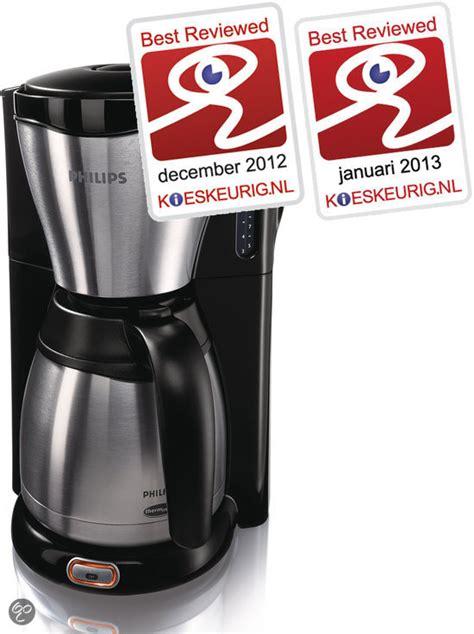 Philips Koffiezetapparaat Hd7546 by Bol Philips Viva Hd7546 20 Koffiezetapparaat