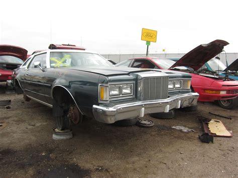 junkyard find  mercury cougar  truth  cars