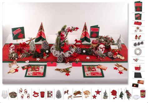 Tischdeko Weihnachten Rot by Tischdeko Weihnachten 2 In Gr 252 N Rot Als Mustertisch