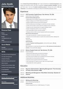 Resume builder online your resume ready in 5 minutes for Create professional cv