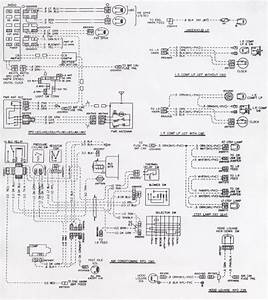 1980 Camaro Optional Accessories Wiring Schematic  61378