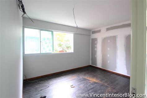 sims drive  room hdb point block renovation project