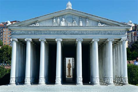 Temple Of Artemis Temple Of Diana Itinari