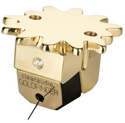Clearaudio Goldfinger Statement Mc Cartridge 09mvelusive