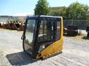 excavator cabs for hitachi deere cat excavators cabs