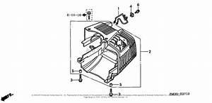 Honda Engines Gx31 Scms Engine  Jpn  Vin  Gcag