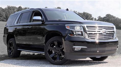 chevrolet tahoe review youtube