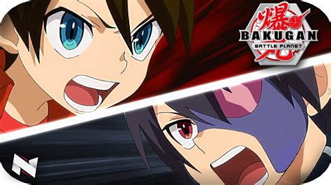 Bakugan Battle Planet Episode 1 Review!! ||