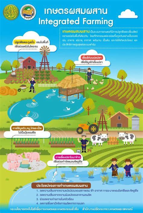 เกษตรผสมผสาน - สถานีวิทยุกระจายเสียงเพื่อการเกษตร