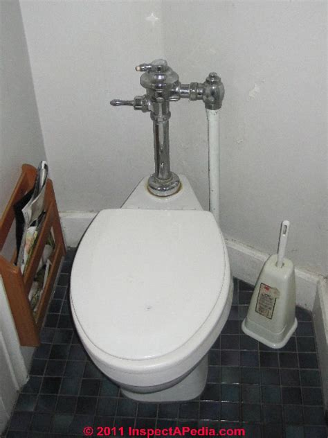 toilet flushometer valve repair guide guide