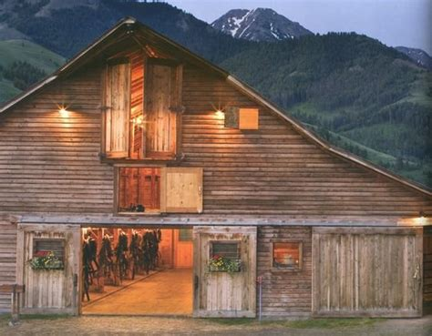 barn horse barns amazing stables dream horses stable stalls country farm classic living rustic pretty farms probably could wood elegant