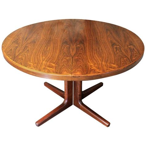 cj tables and erik buck brazilian rosewood dining table for cj