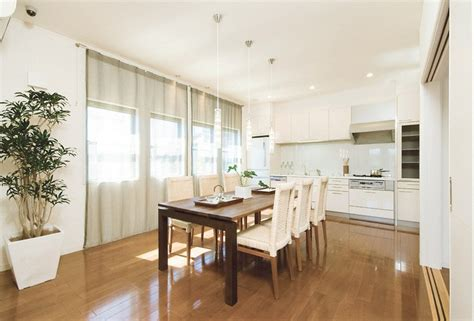 dining room kitchen design キッチン ダイニング デザインギャラリー 木下工務店 6710