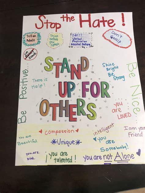 anti bullying poster idea bullying posters anti