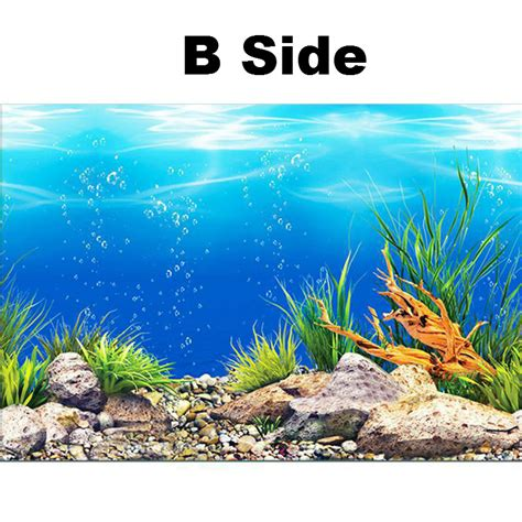 aquarium decor de fond decor de fond aquarium 28 images aliexpress buy new pvc sided aquarium background poster