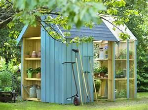 Déco De Jardin : 24 abris pour votre jardin abris de jardin elle d coration ~ Melissatoandfro.com Idées de Décoration