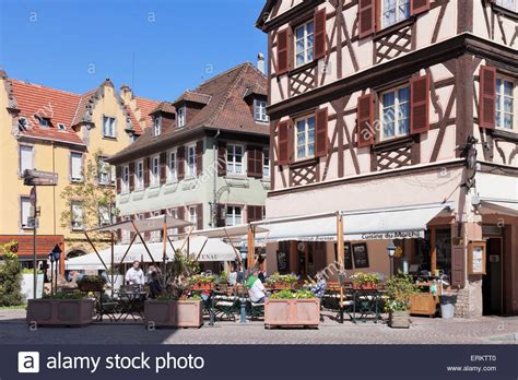 cuisine colmar restaurant wistub brenner colmar alsace europe stock photo 83415136 alamy
