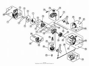 Mtd 41adz21c799  316 794400  Parts Diagram For Engine Assembly