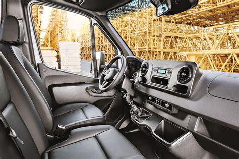 mercedes benz sprinter interior  fast lane truck