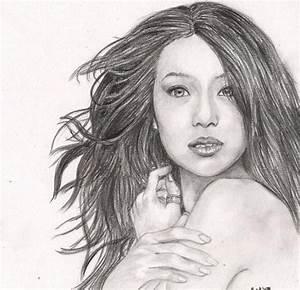 Kunst Zeichnungen Bleistift : zhang ziyi the geisha by ladynitemare on deviantart bleistift zeichnung portrait zhang ziyi ~ Yasmunasinghe.com Haus und Dekorationen