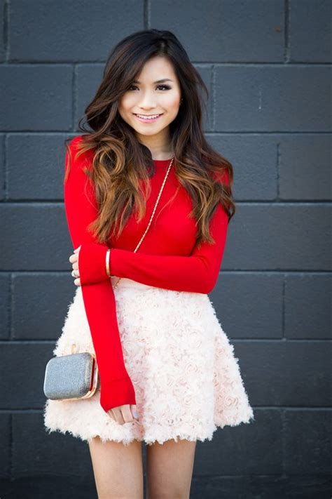 21 Cute Valentineu2019s Day Outfits For Teen Girls - myschooloutfits.com