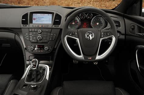vauxhall insignia interior vauxhall insignia vxr hatchback pictures auto express
