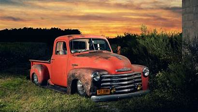 Wallpapers Truck Chevy Classic Pickup Advance Backgrounds