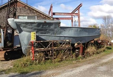 Boat Hull Project For Sale by Steel Displacement Hull Project Boat 2001 Used Boat For