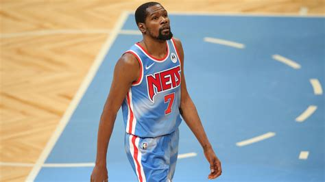 Kevin Durant Welcomes James Harden To Nets Following ...