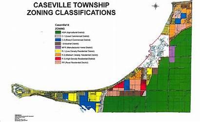 Zoning Map Township Caseville