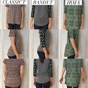 Comparing The Classic T Randy T And Irma Tunic For