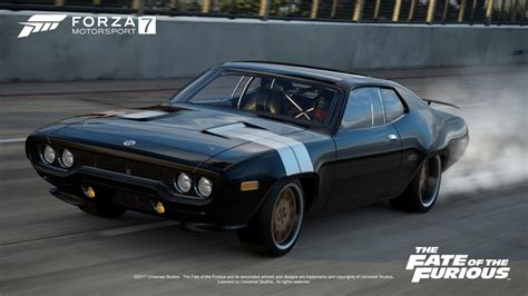 Forza 7 To Feature Fast And Furious 8 Star Cars